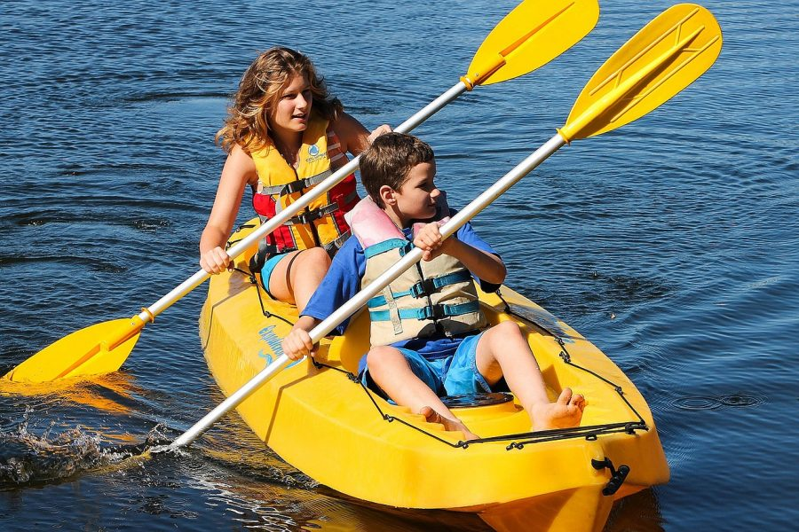 kayak au mexique