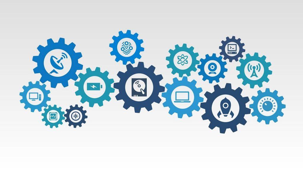 technologie, l'information, numériques